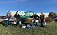 Henry's Heroes Helps Buena Vista County Sheriff's Office