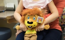 Cuddly Friend Makes Life Easier for Families Battling Childhood Cancer