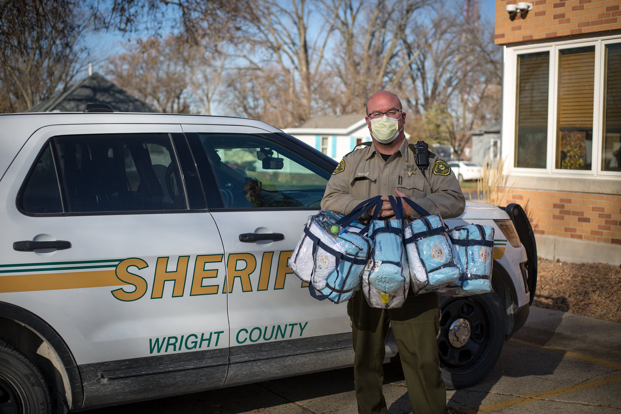 Wright Co. Sherriff