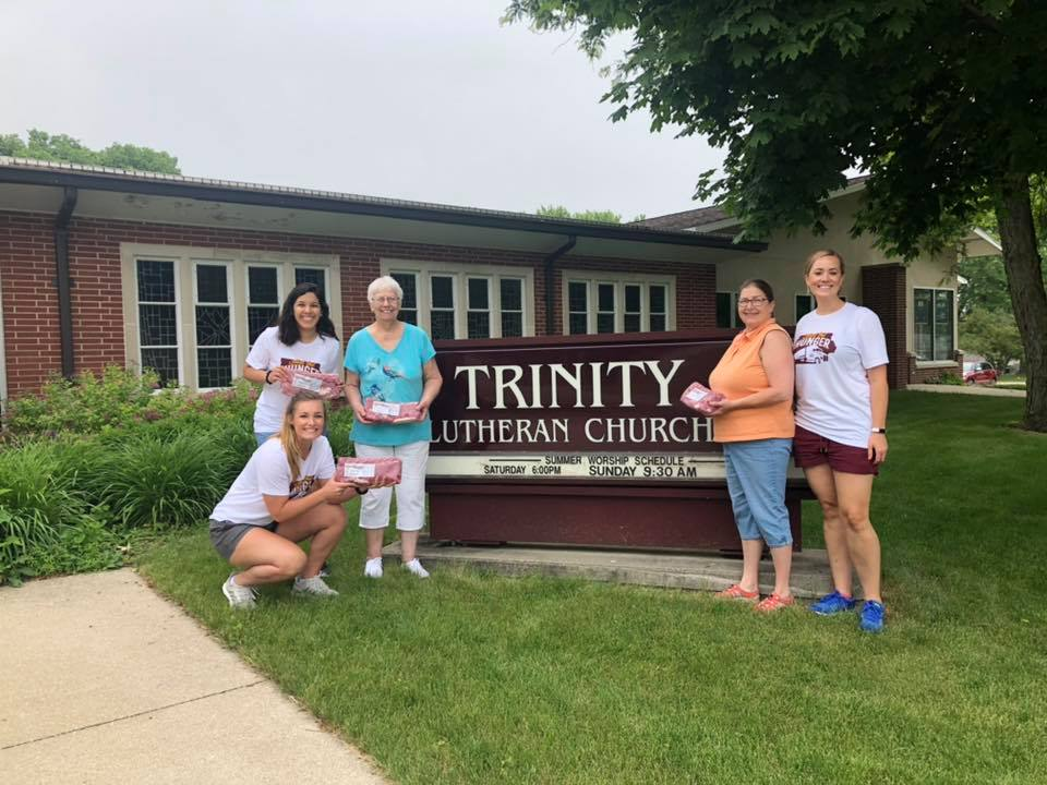 Trinity Lutheran Church, Webster City