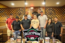 Congratulations to Isaiah and His Team of Growers on Their Recent SelectPride Success!