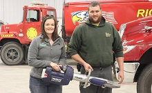 CommunityCare Grant Program Supports Riceville Fire Department