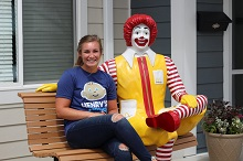 Henry's Heroes Makes Large Delivery to the Ronald McDonald House of Des Moines
