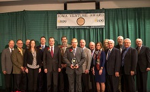 Iowa Select Farms was Honored to be Recognized as a Venture Award Recipient